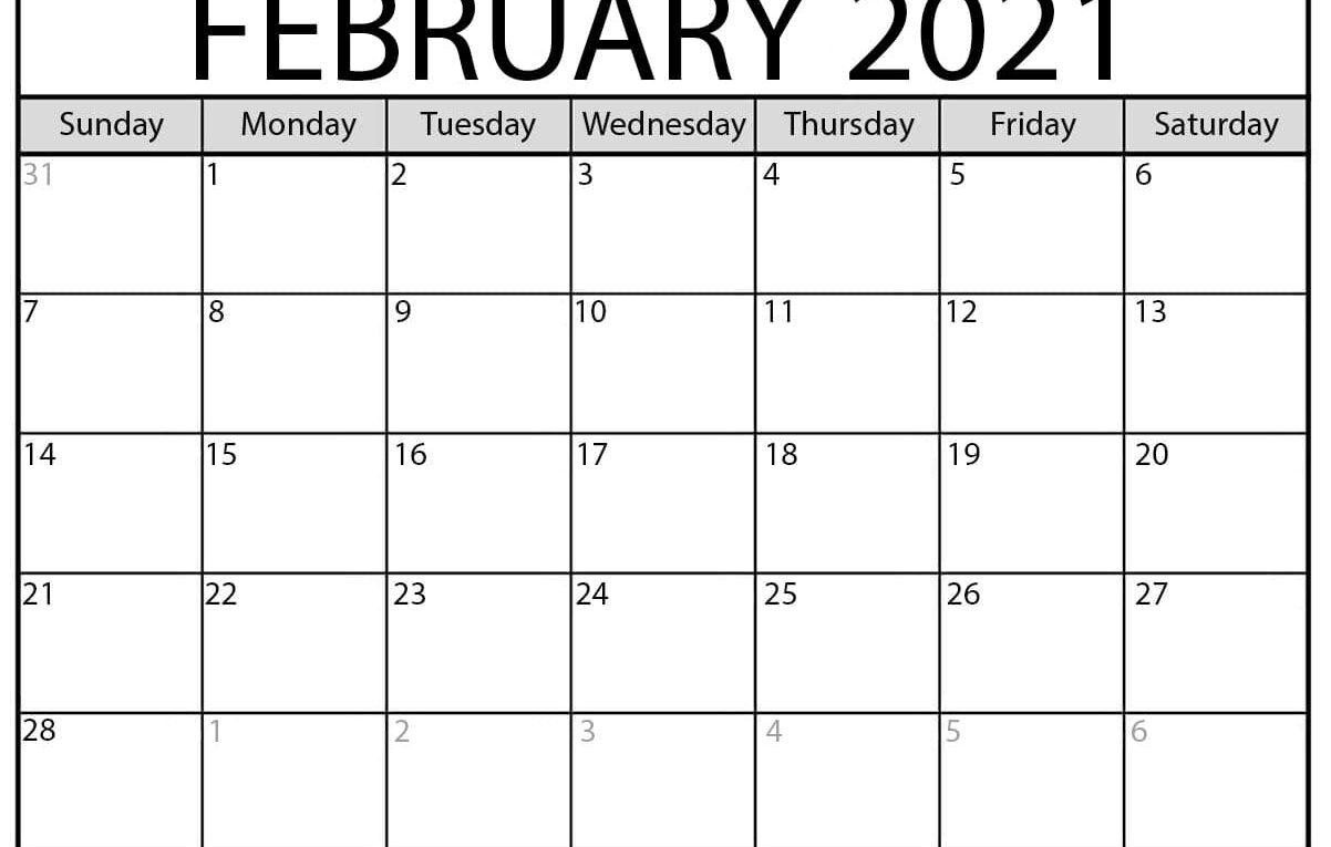 February-2021-Calendar